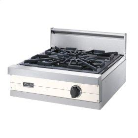 """Oyster Gray 24"""" Gas Wok/Cooker - VGWT (24"""" wide wok/cooker)"""