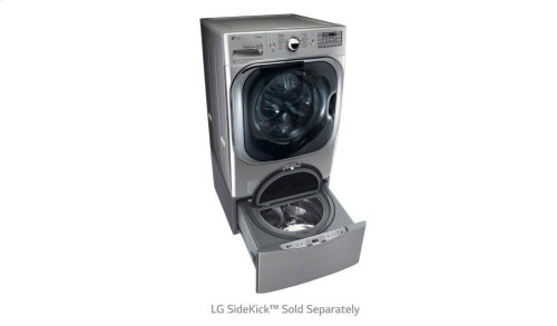 5.2 cu. ft. Mega Capacity TurboWash® Washer with Steam Technology