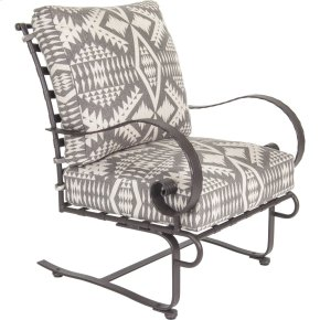 Classico Spring Base Lounge Chair