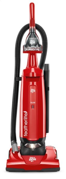 Featherlite Bagged Upright Vacuum