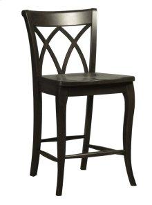 Model 18 Counter Stool Wood Seat