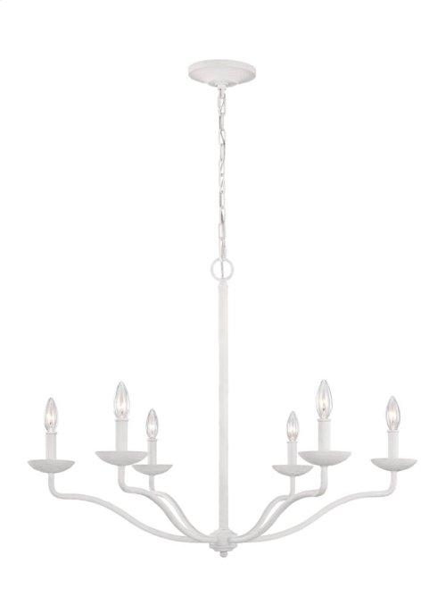 6 - Light Chandelier