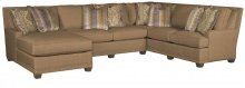 Savannah LAF Chaise, Savannah Armless Loveseat, Savannah RAF Corner Sofa