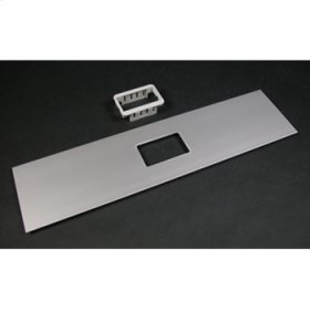 ALA3800 2A Mini Adapter Cover Plate