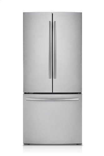 RF220NCTASR 30 Inch 21.6 cu.ft 3-Door French Door Refrigerator Stainless Steel