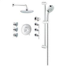 Eurosmart Timeless THM Custom Shower Kit