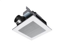 WhisperFit 70 CFM Low Profile Ceiling Mounted Fan