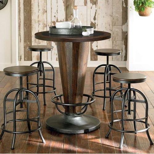 Hidden Treasures Cone Shaped Pub Table