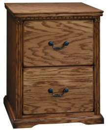 Scottsdale 2 Drawer File Cabinet