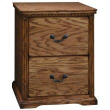 Scottsdale 2 Drawer File Cabinet