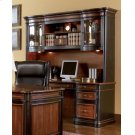 Gorman Traditional Espresso Credenza Product Image