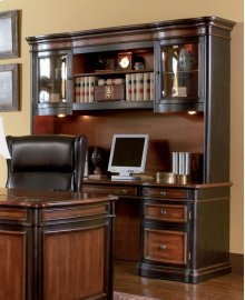 Credenza Desk