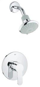 Eurostyle Cosmopolitan Pressure Balance Valve Bathtub/Shower Combo Faucet Product Image