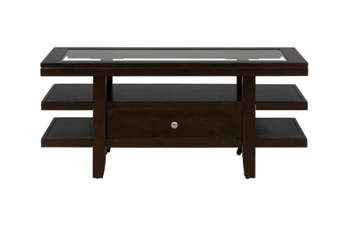 RED HOT BUY! Jofran Marlon Rectangle Cocktail Table