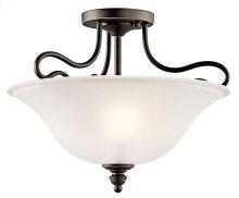 Tanglewood 2 Light Semi Flush Olde Bronze®