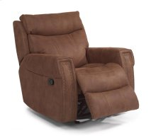 Wyatt Fabric Gliding Recliner