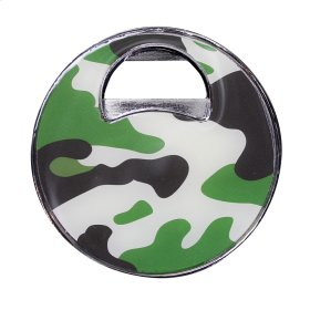 Camo Magnetic Bottle Opener.