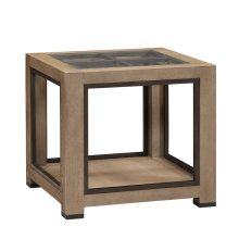 Cooper Lamp Table