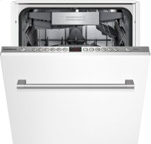DF 250 740 200 series dishwasher fully integrated Appliance height 81.5 cm / 32 1/16 '', Width 17 3/4 '' (45 cm)