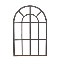 Iron Arched Mirror Product Image