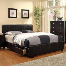 California King-Size Burlington Bed