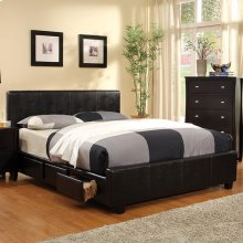 Full-Size Burlington Bed