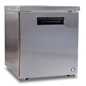 HoshizakiRefrigerator, Single Section Undercounter with Low Profile Design
