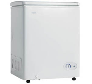 Danby 3.6 cu. ft. Freezer