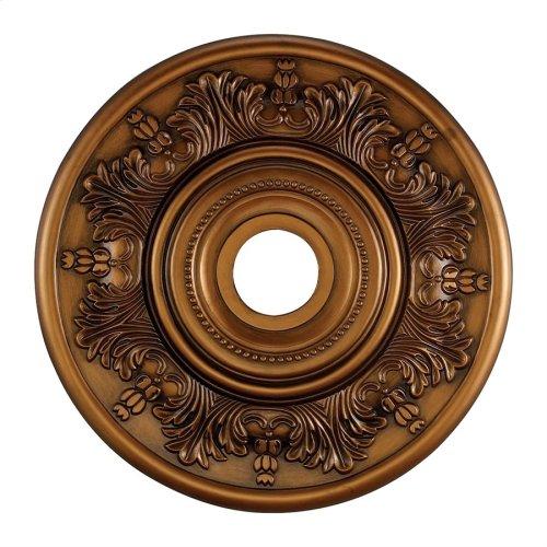 Laureldale Medallion 21 Inch in Antique Bronze Finish
