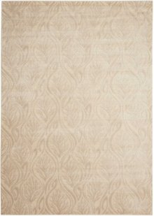 Hollywood Shimmer Ki100 Bisqu Rectangle Rug 5'3'' X 7'5''