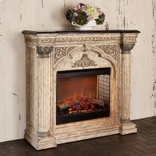 Arch Electric Fireplace
