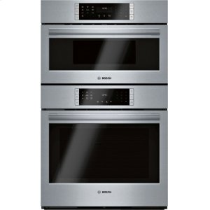 Bosch800 Series Combination Oven 30'' Stainless steel