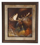 """MOOSE PORTRAIT"" Product Image"