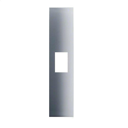 KFP 1813 ed/cs Stainless steel front for stylish integration of MasterCool freezers in your kitchen.