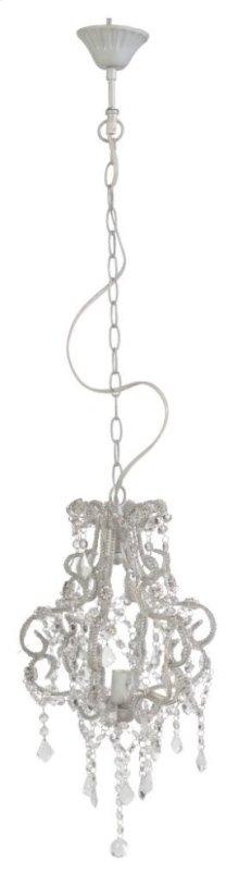 Edwina Beaded Pendant Lamp