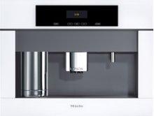"24"" CVA 4062 brws+ Brilliant White Series Built-In Coffee System"