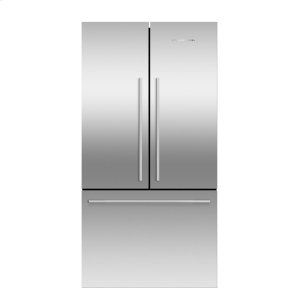 French Door Refrigerator 17cu ft - EZKLEEN STAINLESS STEEL