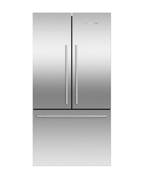 French Door Refrigerator 17cu ft