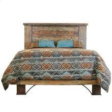 Urban Rustic Twin Bed