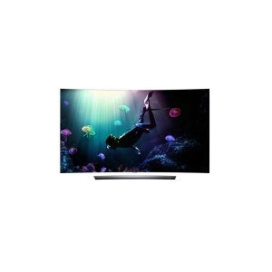 "LG AppliancesC6 Curved OLED 4K HDR Smart TV - 55"" Class (54.6"" Diag)"