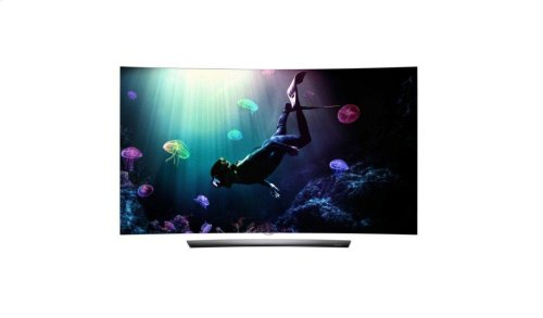 "C6 Curved OLED 4K HDR Smart TV - 55"" Class (54.6"" Diag)"