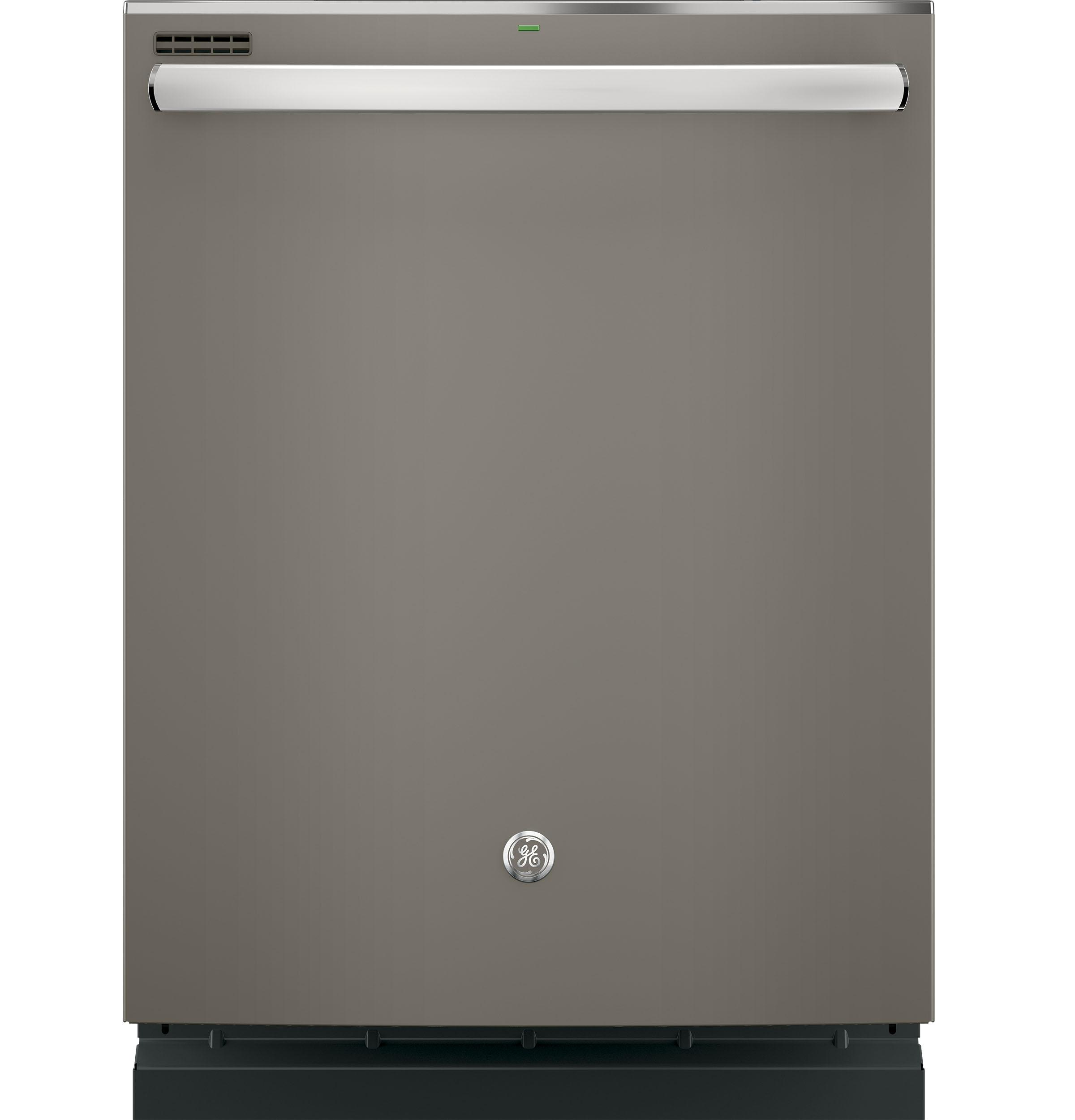 Ge Hybrid Stainless Steel Interior Dishwasher With Hidden Controls Built In Dishwashers