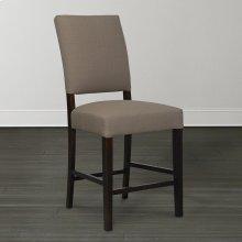 Custom Upholstered Counter Stool