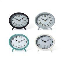 Lennix Table Clocks - Ast 4