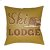 "Additional Lodge Cabin LGCB-2040 16"" x 16"""