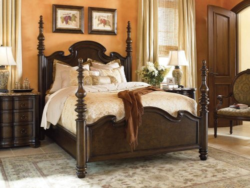 Lucca Poster Bed (King)