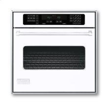 """White 30"""" Single Electric Touch Control Select Oven - VESO (30"""" Wide Single Electric Touch Control Select Oven)"""