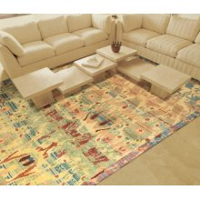 Dune Dun02 Gabbe Rectangle Rug 12' X 15'