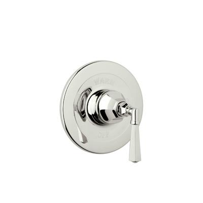 Polished Nickel Palladian Pressure Balance Trim Without Diverter with Palladian Metal Lever