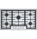 36' Gas Cooktop Benchmark Series - Stainless Steel